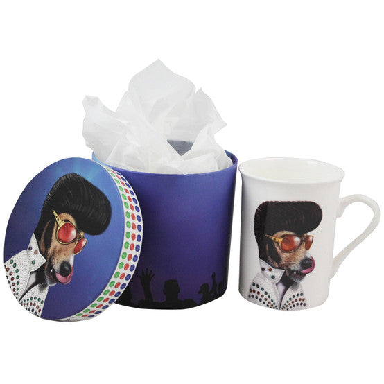 Pets Rock Gift Boxed Coffee Mug Vegas