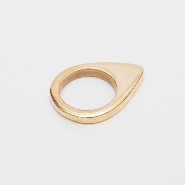 Brass Aluminium Ring Made in Kenya