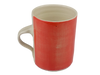 Handmade Wonki Ware Regular Mug - Red