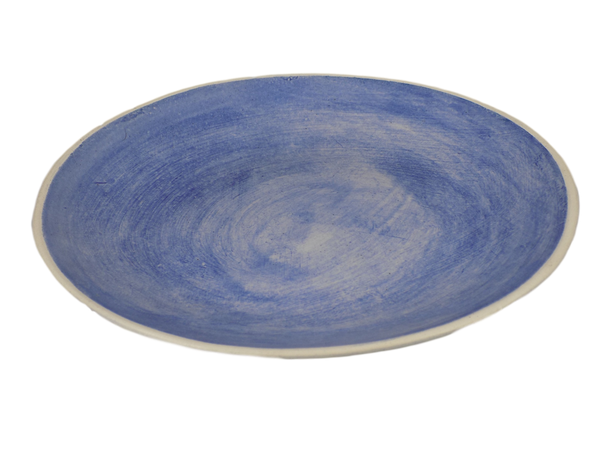 Handmade Blue Side Plate