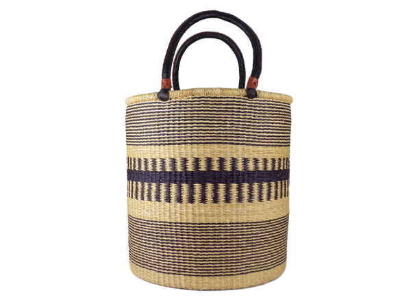 Ghana Laundry/Toy/Log/Storage Basket - Small