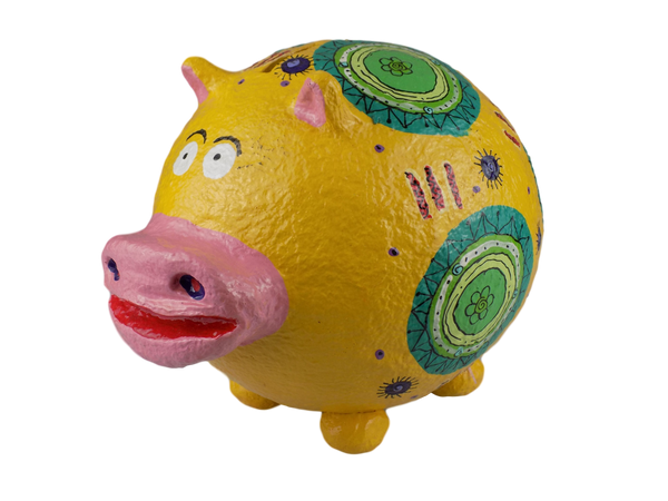 Hippo Piggy Bank