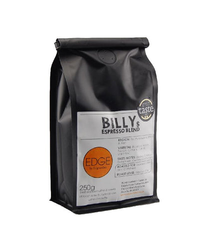 Edgcumbes Billys Blend Hand Roasted Coffee - 250g