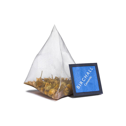 Birchall Chamomile Pyramid Tea Bags (Box of 20)