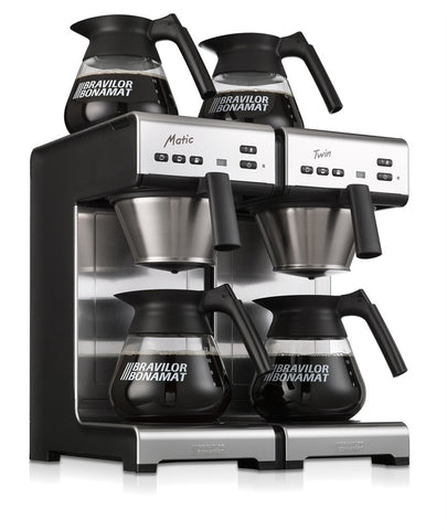 Bravilor Matic Twin Filter Coffee Machine