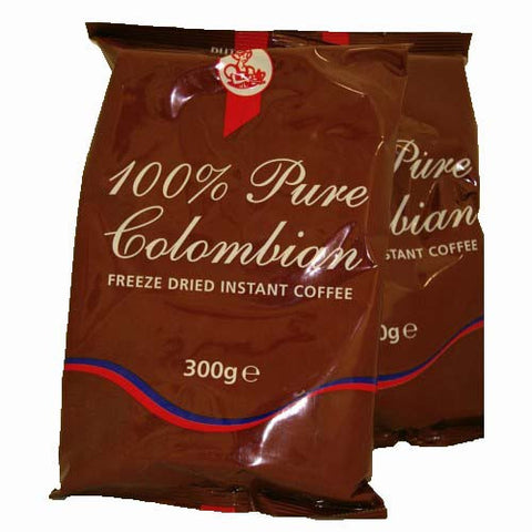Colombian Freeze Dried Coffee 300g