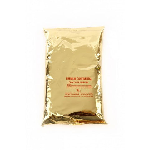 Premium Continental Hot Chocolate - 1kg