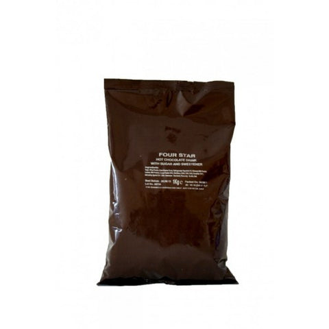 4 Star Hot Chocolate 1kg
