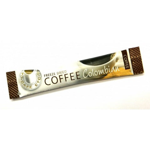 Cafe Etc Colombian Coffee Sticks (Box of 250)