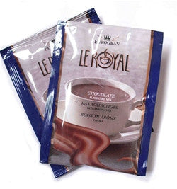 Le Royal Hot Chocolate Sachets - Box of 100