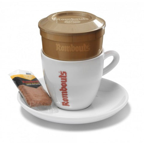 Rombouts Original Fairtrade One-Cup Filters