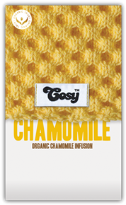 Cosy Chamomile Organic Tea - Box of 20