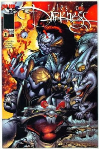 Tales of the Darkness #1 Top Cow Image Comics Whilce Portacio - redrum comics
