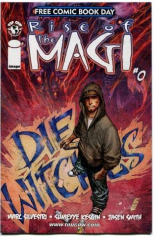 FCBD 2014 Rise of the Magi #0 Free Comic Book Day No Store Stamp
