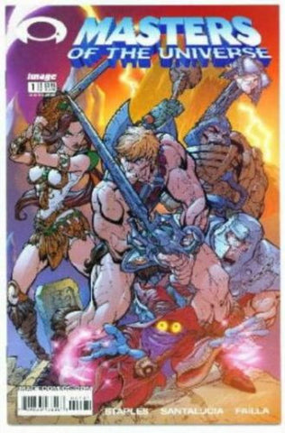 Masters of the Universe #1 He-Man Image Comics MOTU J. Scott Campbell cover - redrum comics