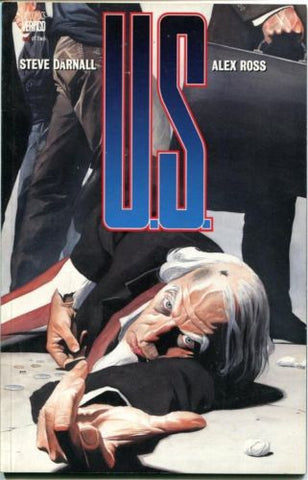 Alex Ross U.S. UNCLE SAM issue 1 DC Vertigo 1997 Steve Darnall - redrum comics