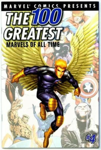 Marvel 100 Greatest Comics Giant Size X-Men #1 reprint - redrum comics