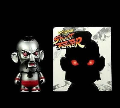 Kidrobot Mecha Zangief SDCC 2013 exclusive Street Fighter figure New Sealed - redrum comics