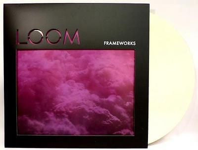 Frameworks LOOM on Cream Vinyl ltd to 150 New Unplayed Melodic Hardcore