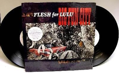 Flesh for Lulu Big Fun City/Blue Sister Swing Vinyl LP/EP New Wave Glam Punk