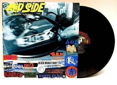 Flipside Vinyl Fanzine Volume 1 LP 1984 Punk comp GBH Dickies TSOL White Flag