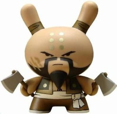 Kidrobot Dunny Huck Gee Gold Life Not So Glorious Soaring Hatchet Munk 1/16 - redrum comics