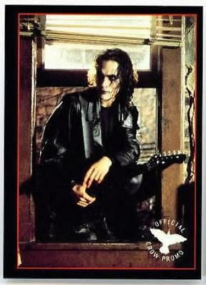 The Crow Original Movie Promo Card P4