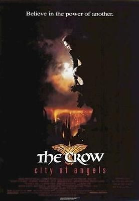 The Crow City of Angels Movie Poster 1996 Unused - redrum comics