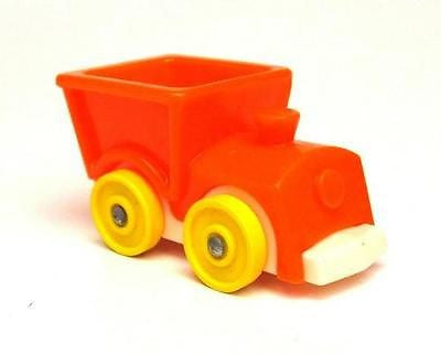 Fisher Price Vintage Little People Red Train Car