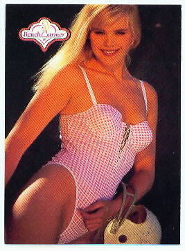 1992 BenchWarmer GENA LEE NOLIN Card Bench Warmer - redrum comics