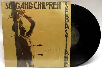 "Sex Gang Children Sebastiane Original 12"" single 1983 LP Goth Punk Andi"