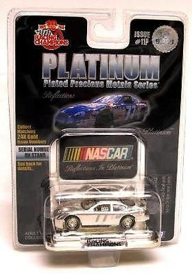 Racing Champions Robert Pressley #77 Platinum NASCAR Die-Cast Car - redrum comics