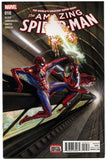 Amazing Spider-Man Vol. 4 #10 (2015) VF/NM Scorpio Rising Zodiac Key Alex Ross