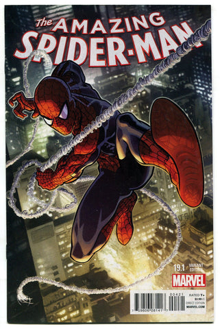 The Amazing Spider-Man Spiral #19.1 Part 4 Variant Cover VF Marvel Comics 2015