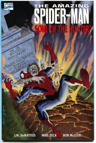Amazing Spider-Man Soul Of The Hunter Mike Zeck Kraven The Hunter Last Hunt
