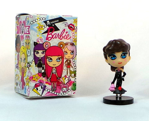 Tokidoki x Barbie 1960 Solo in the Spotlight 10th Anniversary Blind Box Figure