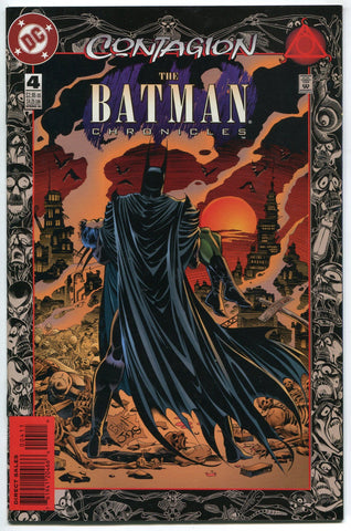 Batman Chronicles #4 NM 1996 DC Comics Garth Ennis John McCrea early Hitman