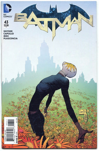 Batman #43 1st appearance of Mr Bloom VF/NM DC Comics 2015