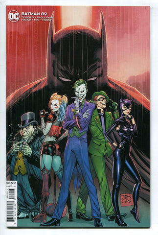Batman #89 3rd Print NM 1st Cameo Appearance of Punchline & The Designer DC 2020