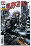 Black Cat #1 Clayton Crain Midtown Exclusive Variant SIGNED w/COA NM Marvel