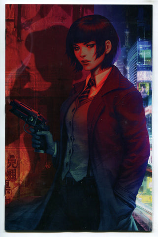 BLADE RUNNER #1 Stanley Lau Artgerm SDCC Exclusive Virgin Variant NM