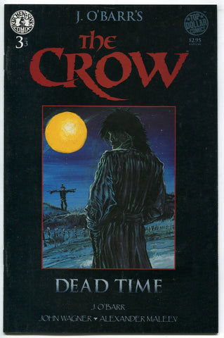 Copy of The Crow Dead Time #3 VF James O'Barr Kitchen Sink Comix