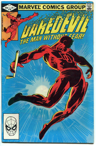 Daredevil #185 Marvel Comics 1982