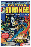 Dr. Strange #10 Bronze Age 1974 Fine/Very Fine Death of the Ancient One - redrum comics