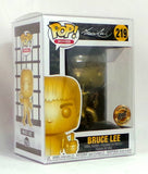 Funko POP! Bait Gold Bruce Lee SDCC 2018 Exclusive figure Comic Con w/protector - redrum comics