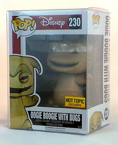 Funko POP! Nightmare Before Christmas Oogie Boogie with Bugs Hot Topic Exclusive