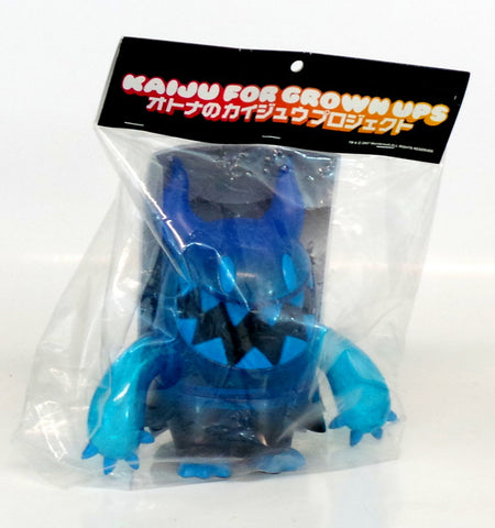 KFGU TOUMA GABURIN GABULIN Frozen Blue Sofubi Kaiju for GrownUps