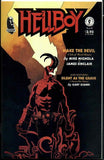 Hellboy Wake The Devil #1-5 full complete set Mike Mignola 1996 - redrum comics