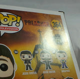 Funko Pop! TV Preacher Jesse Custer #364 Vinyl Figure AS IS - redrum comics
