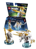 LEGO DIMENSIONS The Movie Fun Pack 71234 Ninjago Sensei Wu Flying White Dragon
